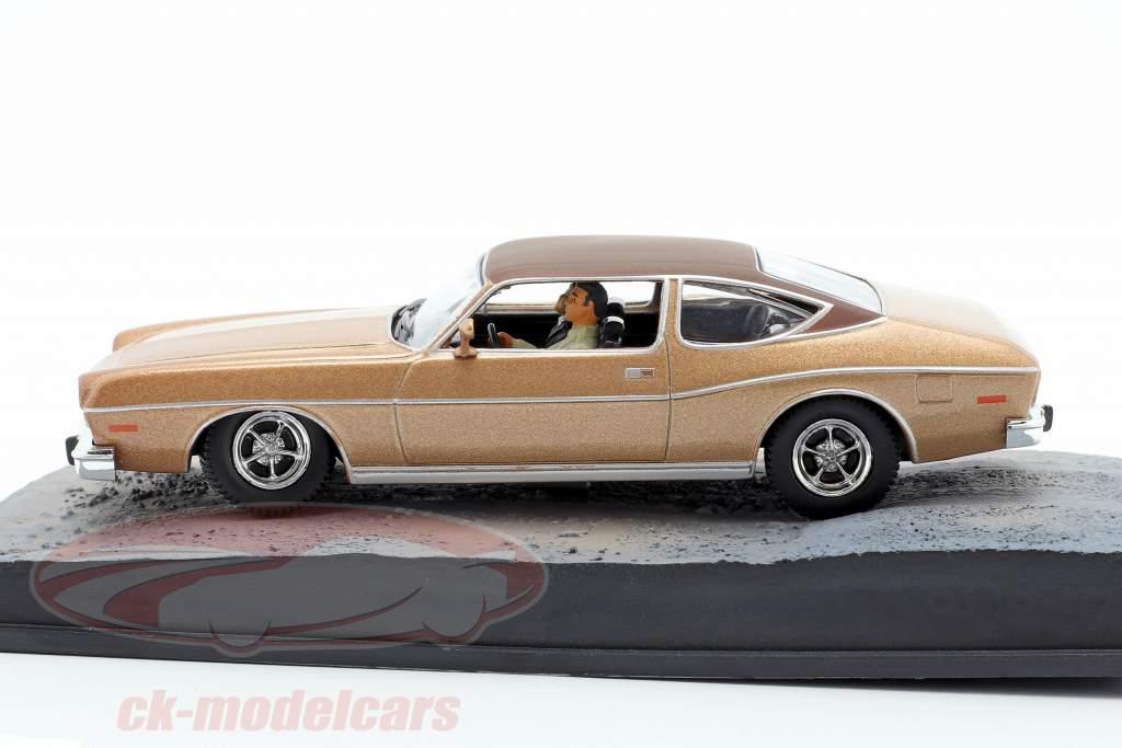 AMC Matador Coupe Bil James Bond film Manden med den gyldne pistol 1:43 Ixo