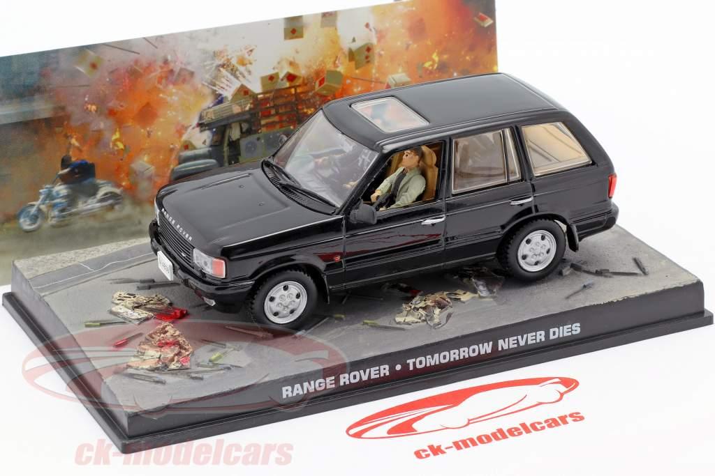 Range Rover Car James Bond movie Tomorrow Never Dies 1:43 Ixo