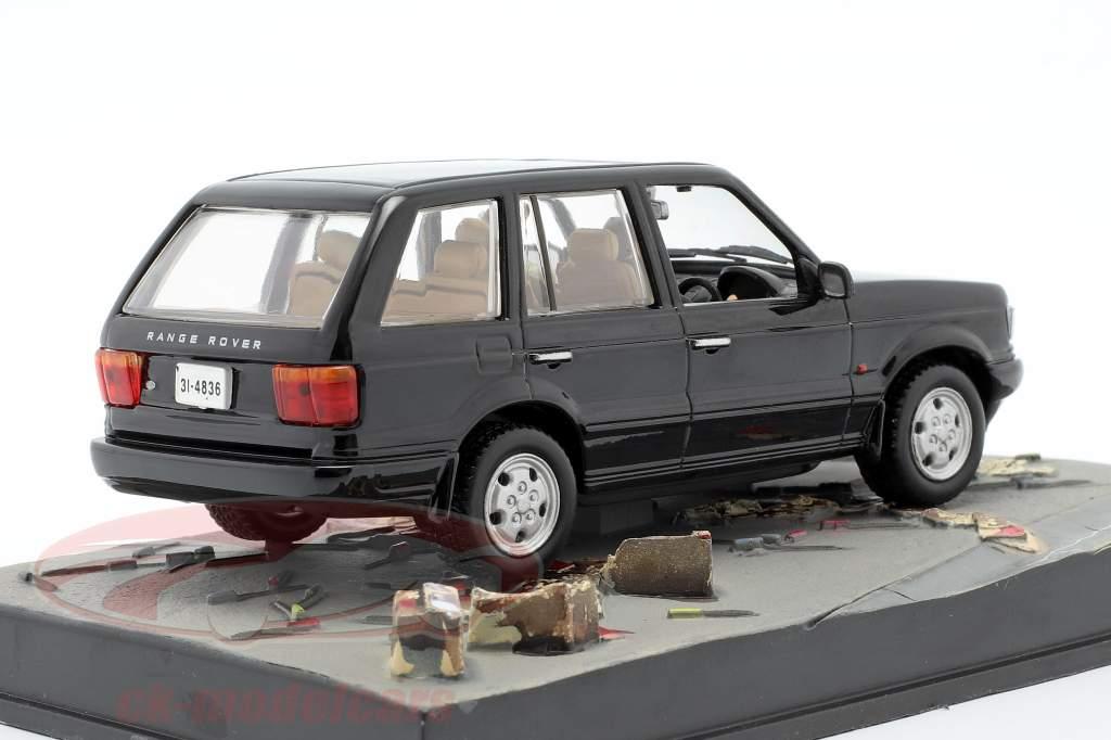 Range Rover Voiture James Bond Demain ne meurt jamais Ixo 1:43