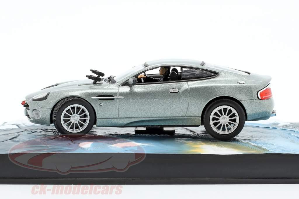 Ixo 1 43 Aston Martin V12 Vanquish Filma O Dzhejmse Bonde Die Another Day Dy002 Model Avtomobil Dy002