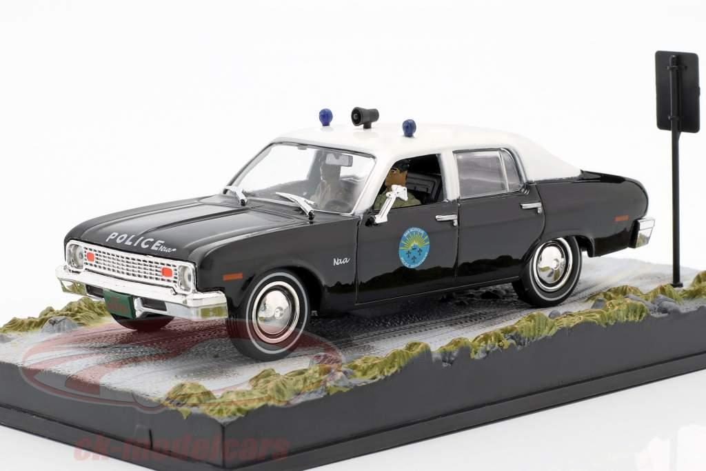 Chevrolet Nova Police Car James Bond movie Live and Let Die 1:43 Ixo