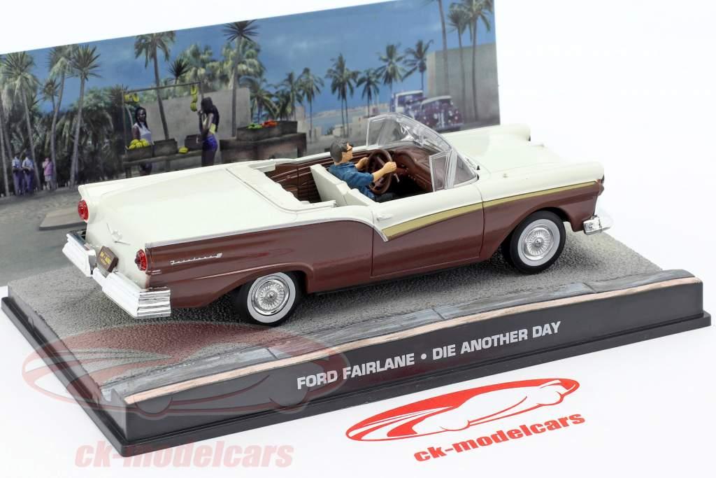 Ford Fairlane Auto James Bond film Die Another Day 1:43 Ixo