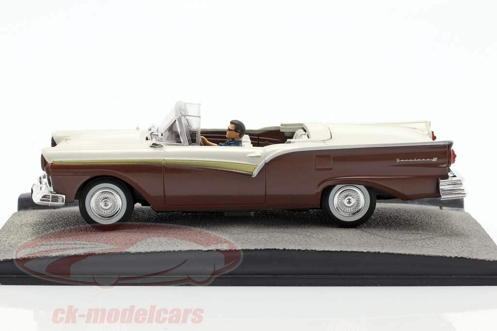 Ford Fairlane James Bond Movie Car Stirb an einem anderen Tag 1:43 Ixo