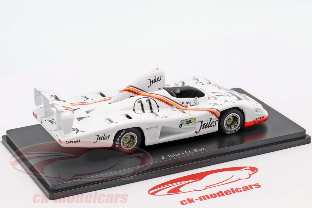 Porsche 936/81 #11 Winner 24h LeMans 1981 Ickx, Bell 1:43 Spark
