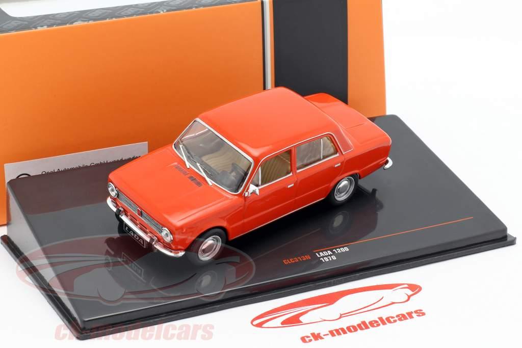 Lada 1200 Baujahr 1970 rot 1:43 Ixo