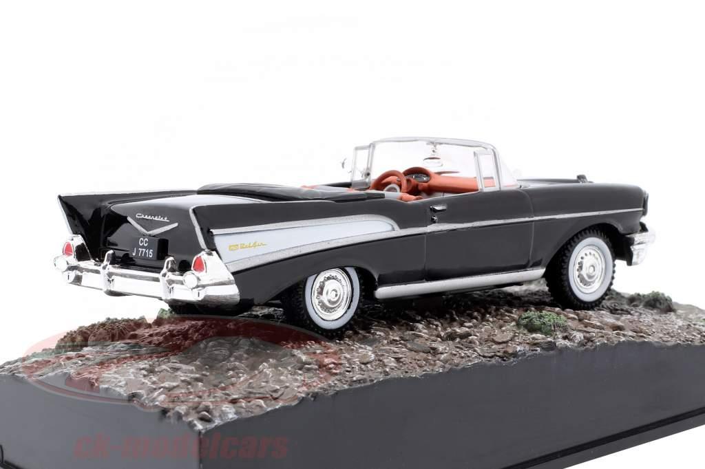 Chevrolet Bel Air auto di James Bond film Dr. No. 1:43 Ixo