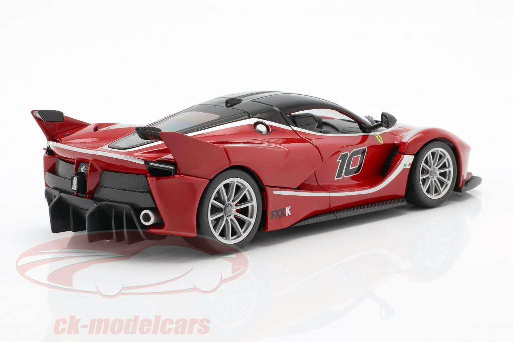 Ferrari FXX-K #10 1:24 Bburago
