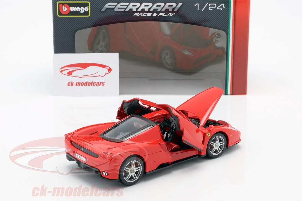 Ferrari Enzo rot 1:24 Bburago