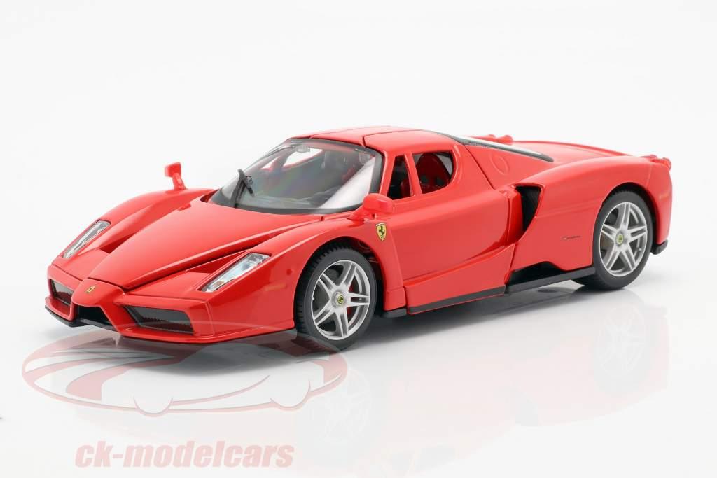 Ferrari Enzo Anno di costruzione 2002-2004 rosso 1:24 Bburago