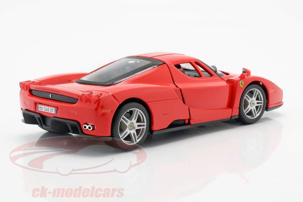 Ferrari Enzo Année de construction 2002-2004 rouge 1:24 Bburago