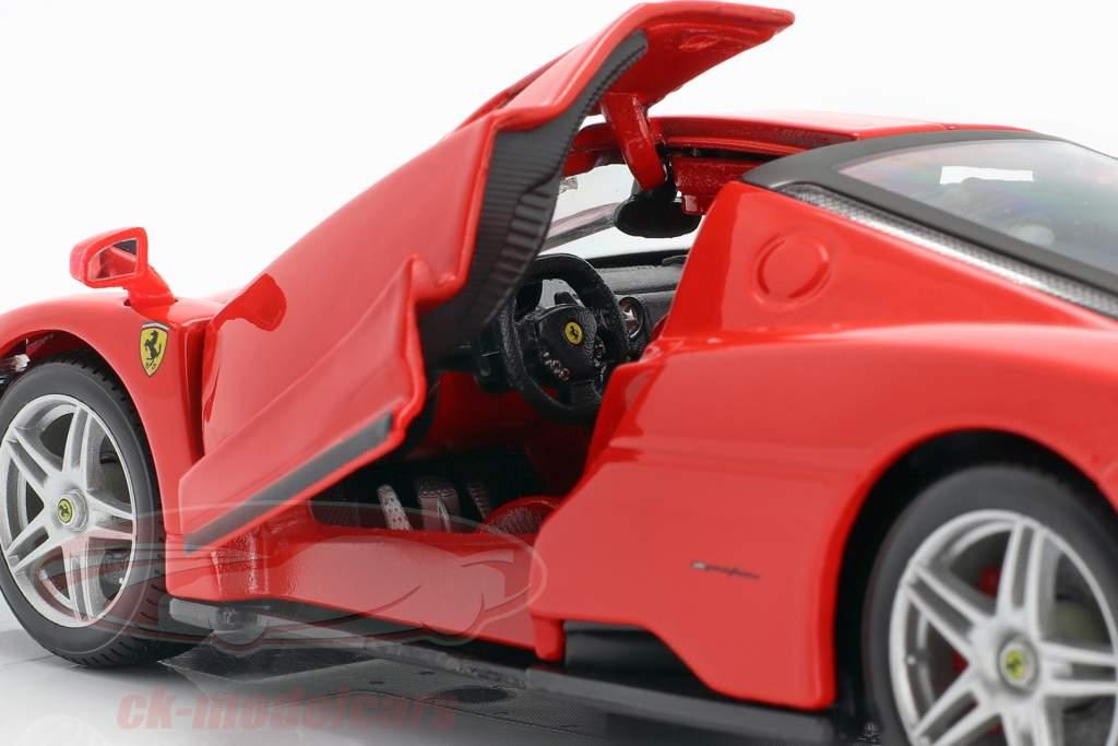 Ferrari Enzo Baujahr 2002-2004 rot 1:24 Bburago