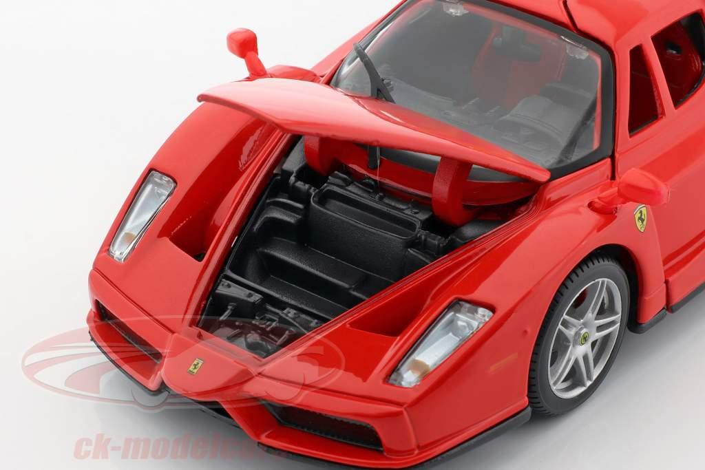 Ferrari Enzo vermelho 1:24 Bburago