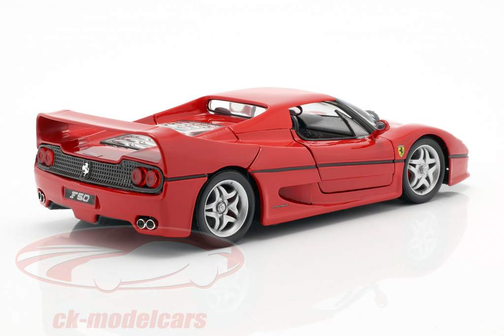 Ferrari F50 red 1:24 Bburago