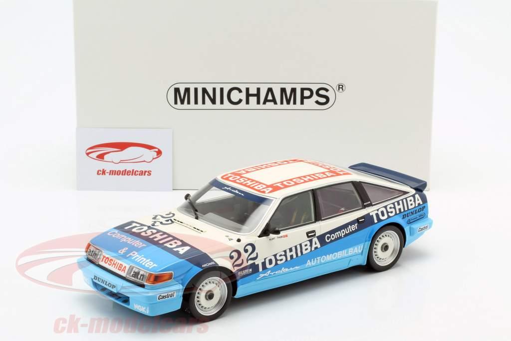 Rover Vitesse #22 DTM Champion 1986 Kurt Thiim 1:18 Minichamps