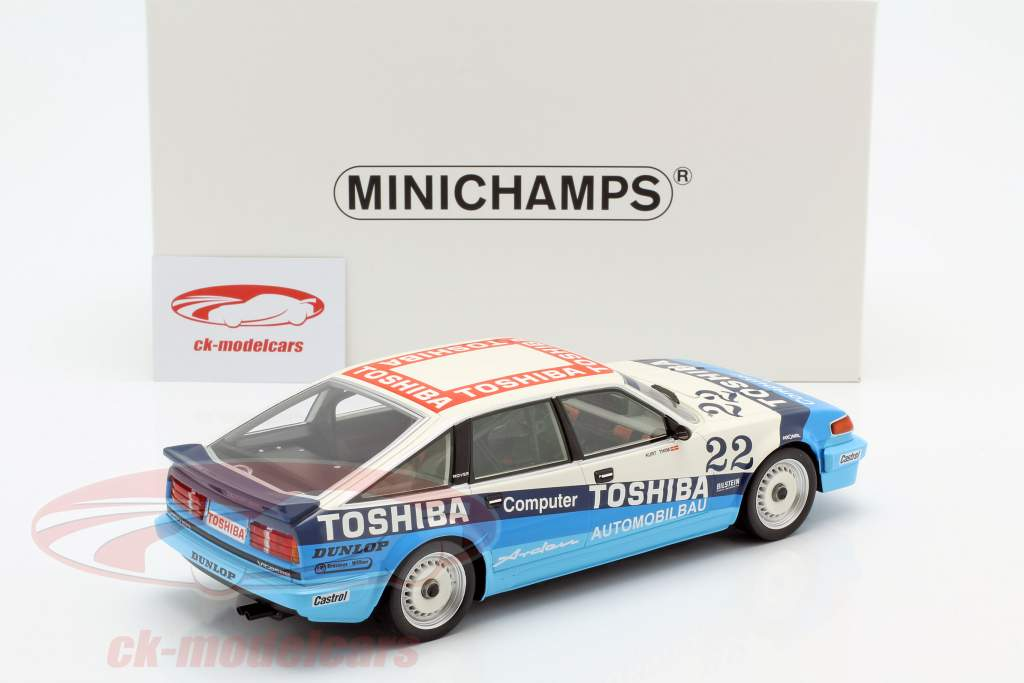 Rover Vitesse #22 DTM Campeão 1986 Kurt Thiim 1:18 Minichamps