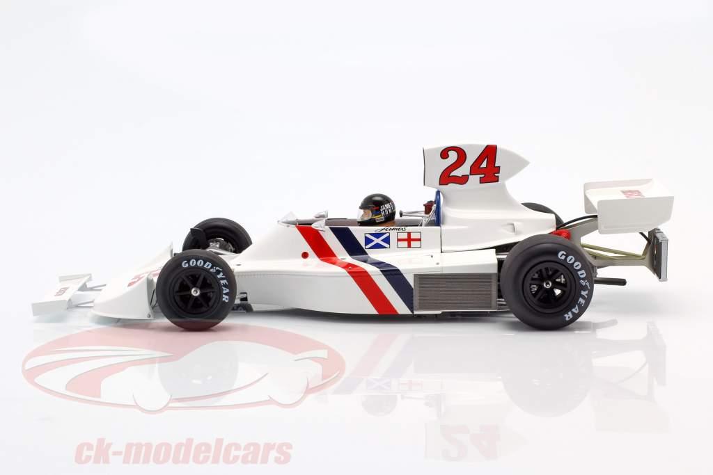 James Hunt Hesketh 308 #24 vincitore olandese GP formula 1 1975 1:18 Spark