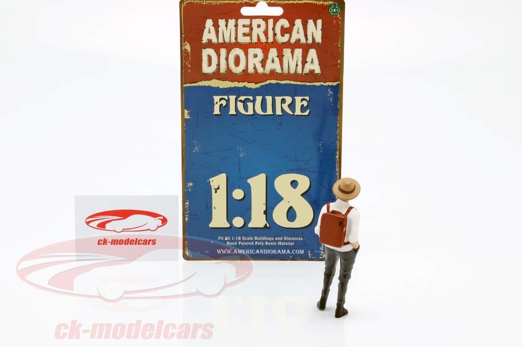 Partygänger Figur #3 1:18 American Diorama