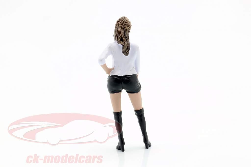Partygoer Figure #7 1:18 American Diorama