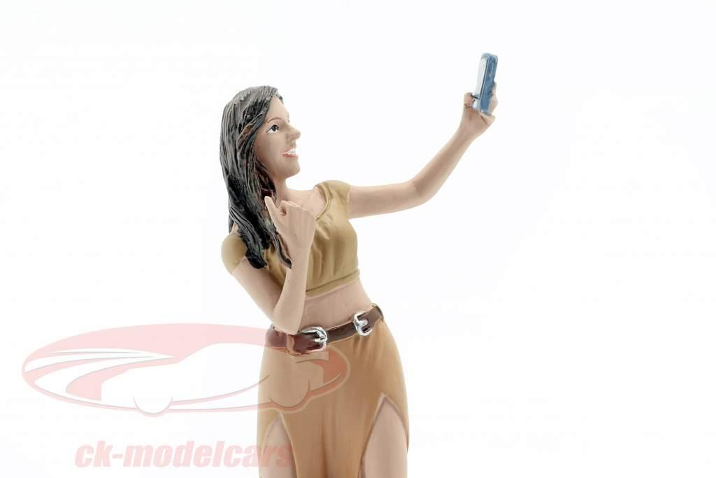 partygoer cifra #5 1:18 American Diorama