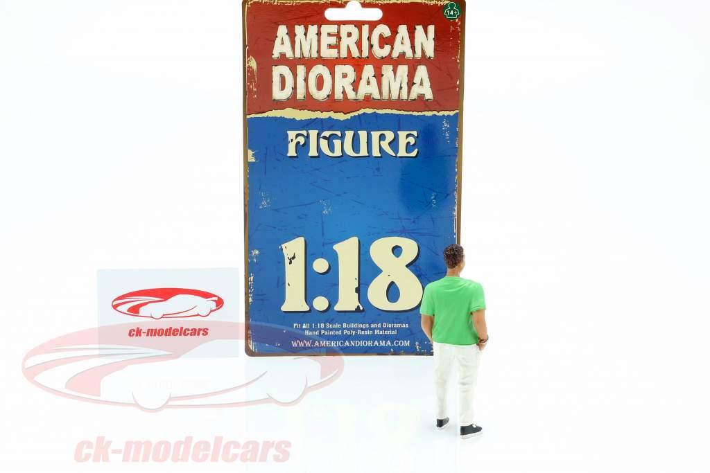 partygoer cifra #9 1:18 American Diorama