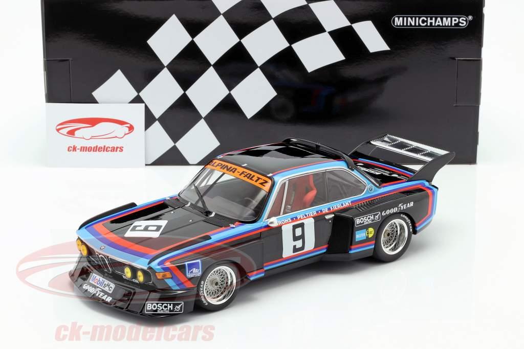 BMW 3.5 CSL #9 Alpina Faltz 1000km Nürburgring 1976 1:18 Minichamps