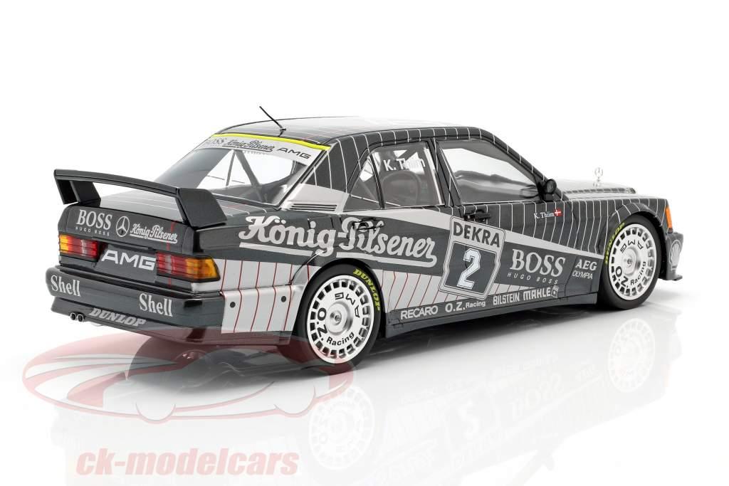 Mercedes-Benz 190E 2.5-16 EVO 1 #2 Kurt Thiim DTM 1989 1:18 Minichamps