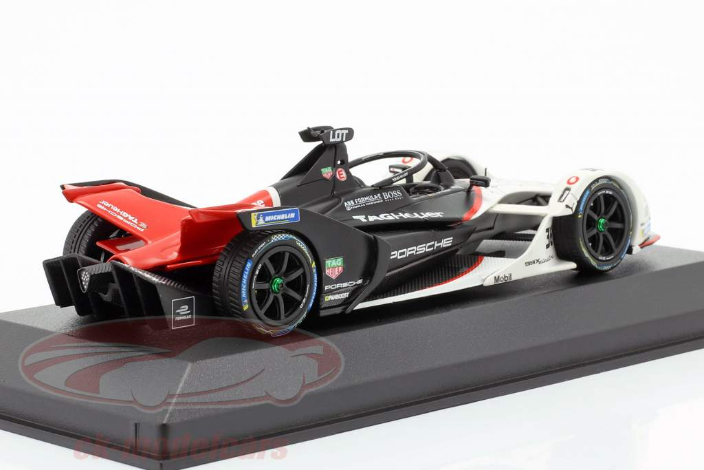 A. Lotterer Porsche 99X electric #36 Santiago ePrix Formule E 2019/20 1:43 Minichamps