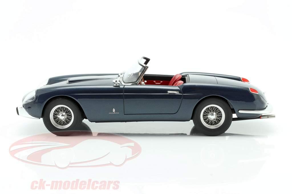 Ferrari 250 GT Cabriolet Series 1 Bouwjaar 1957 blauw 1:18 Matrix