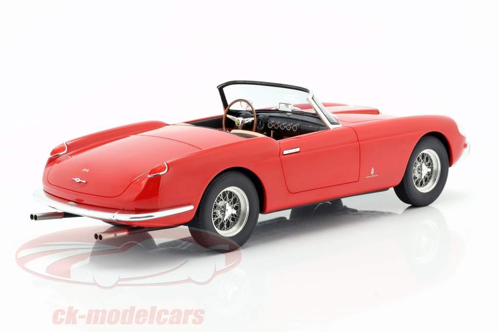 Ferrari 250 GT Cabriolet Series 1 Byggeår 1957 rød 1:18 Matrix