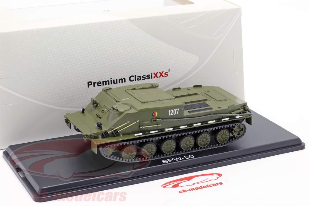 SPW-50 NVA Tanques aceituna oscura 1:43 Premium ClassiXXs