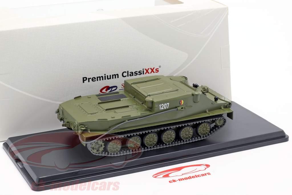 SPW-50 NVA armatura oliva scura 1:43 Premium ClassiXXs