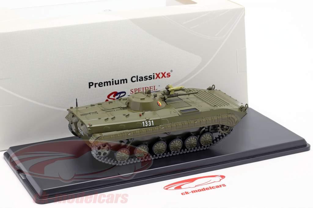 BMP-1 NVA Panzer dunkeloliv 1:43 Premium ClassiXXs