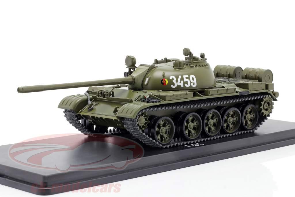 T-55 NVA Panzer dunkeloliv 1:43 Premium ClassiXXs