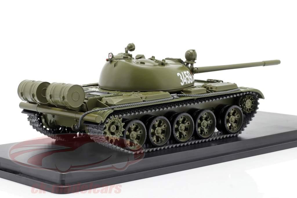 T-55 NVA tank dark olive 1:43 Premium ClassiXXs