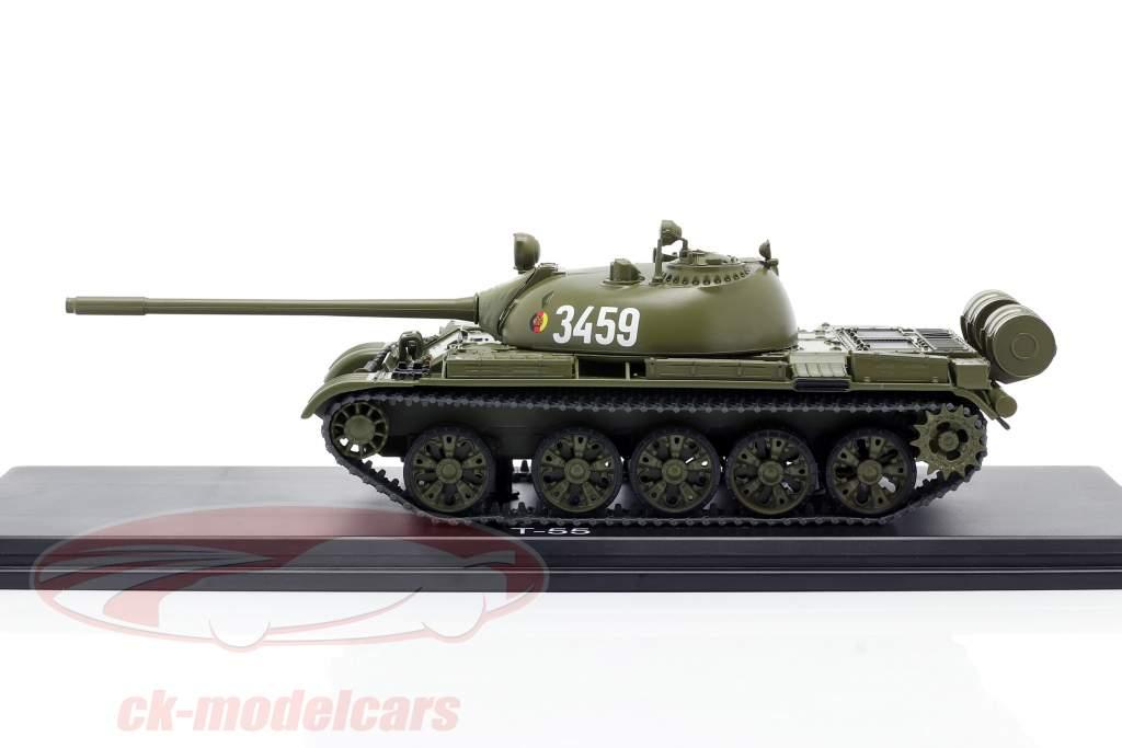 T-55 NVA armatura oliva scura 1:43 Premium ClassiXXs