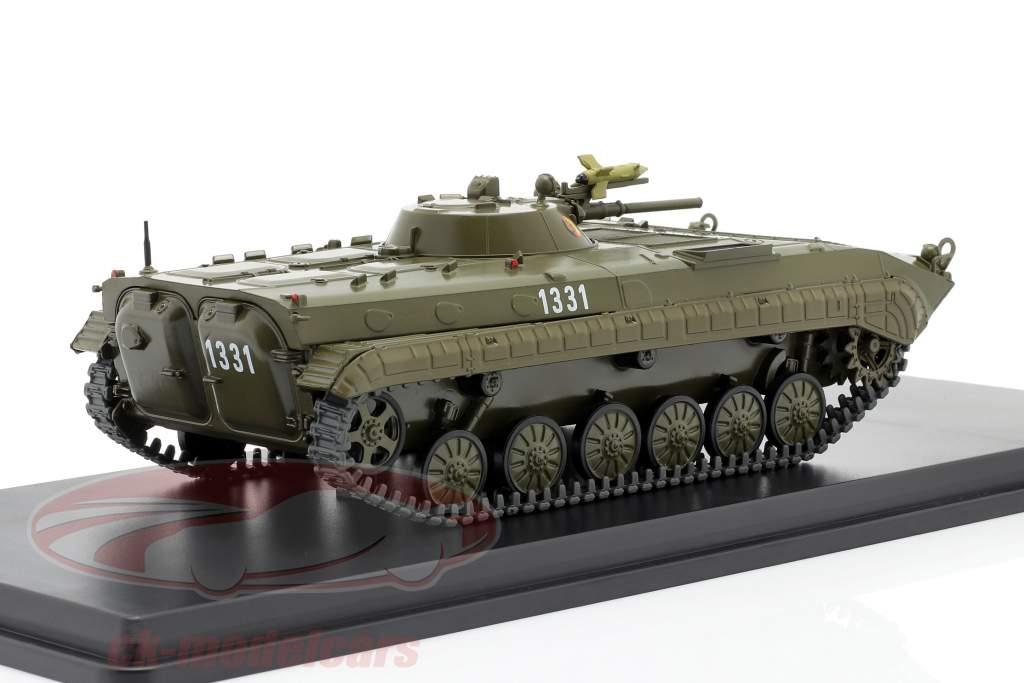 BMP-1 NVA Tanks donkere olijf 1:43 Premium ClassiXXs