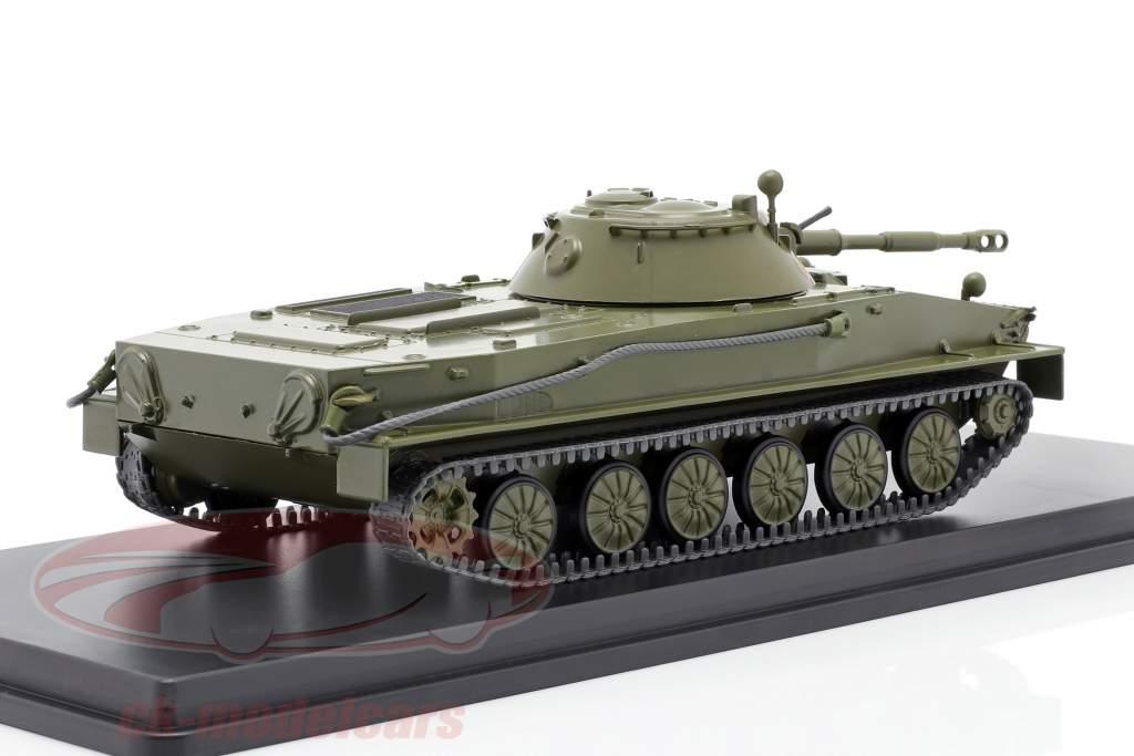 PT-76 NVA armatura oliva scura 1:43 Premium ClassiXXs