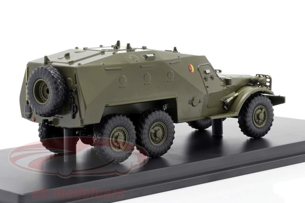 SPW-152 NVA Veicolo militare oliva scura 1:43 Premium ClassiXXs