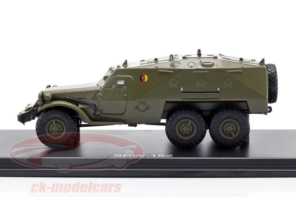SPW-152 NVA Militärfahrzeug dunkeloliv 1:43 Premium ClassiXXs