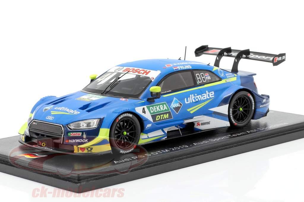 Audi RS 5 DTM #4 DTM 2019 Robin Frijns 1:43 Spark