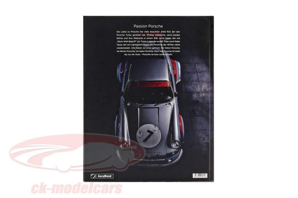 bog: Porsche - kørsel, føle liv / af M. Levivier, Th. Cortesi