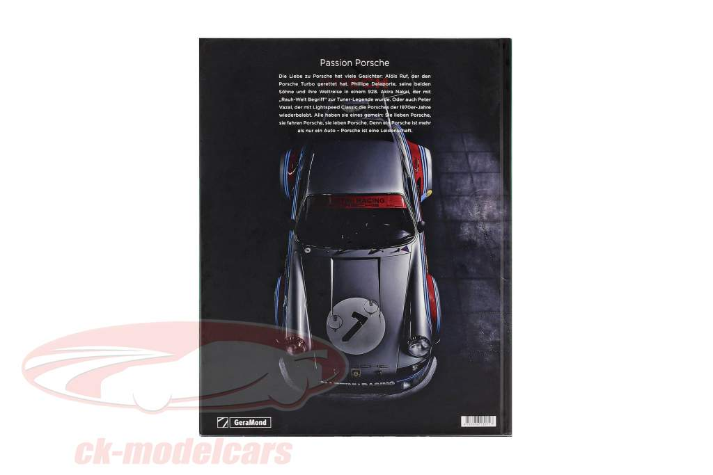 Book: Porsche - Driving, Feeling, Living / by M. Levivier, Th. Cortesi