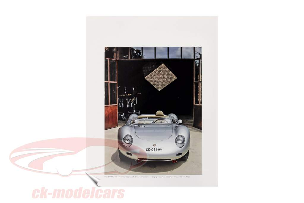 Buch: Porsche - Fahren, Fühlen, Leben / von M. Levivier, Th. Cortesi