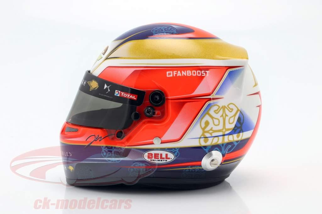Jean-Eric Vergne DS Techeetah #25 Formula E 2019 Casco 1:2 Bell