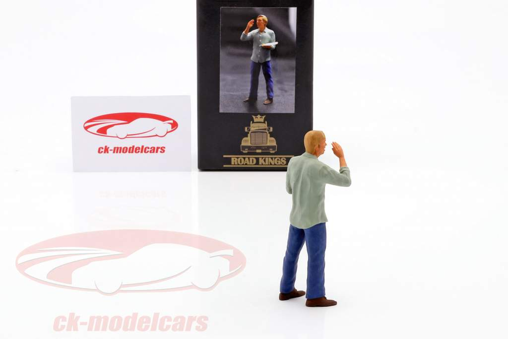 cifra Camionisti Günther in piedi 1:18 Road Kings