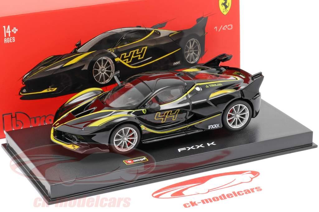 Ferrari FXX-K #44 sort 1:43 Bburago Signature