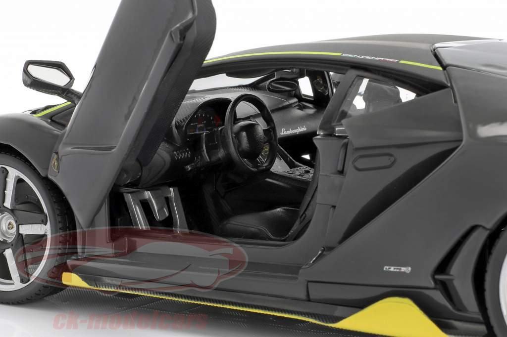 Lamborghini centenario LP 770-4 año de construcción 2016 rojo 1:18 maisto