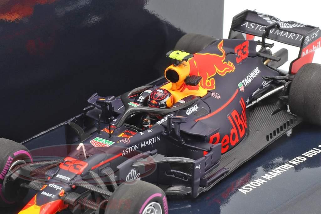 Max Verstappen Red Bull Racing RB14 #33 Winner Mexican GP F1 2018 1:43 Minichamps
