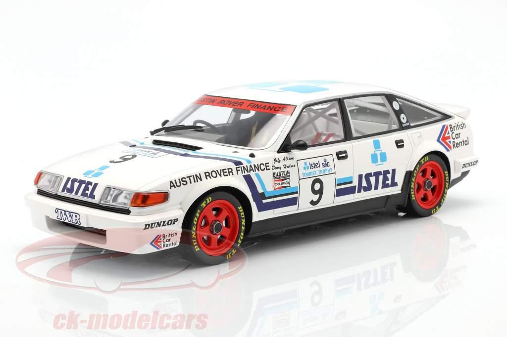 Rover Vitesse #9 Gagnant RAC Tourist Trophy 1986 Allam, Hulme 1:18 Minichamps
