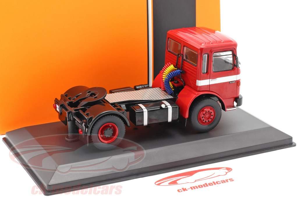 MAN 16.320 lastbil rød 1:43 Ixo